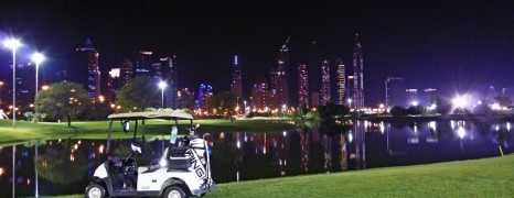 Emirates Golf Club – Dubai (U.A.E)