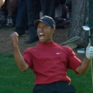 Famous Golf Shots – Tiger Woods (2005, The Masters)